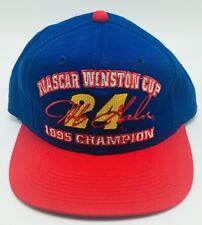 New listing Vintage 1995 Jeff Gordon Winston Cup Champion Nascar 90s Racing Snapback