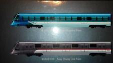 Car/Vechicel (Toys): Die Cast Hong Kong Express Train Set (2 Pieces) Non Scale