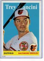 Trey Mancini 2019 Topps Archives 5x7 #41 /49 Orioles