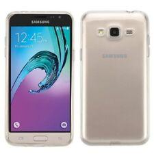 Housses et coques anti-chocs transparents Samsung Galaxy J pour téléphone mobile et assistant personnel (PDA)