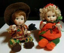 Marie Osmond Dolls Pumpkin & Patches