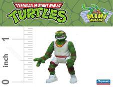 TMNT Mini Mutants Basketball Raph 1994 Ninja Turtles Slam Dunkin Don Mighty Max