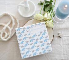 Geldgeschenk zur Geburt- für Baby - Geldverpackung - Elefanten