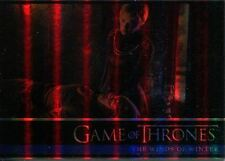 Game Of Thrones Season 6 Foil Base Card #28 The Winds of Winter