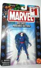 marvel universe toy biz 2002 MR SINISTER x-men DIE CAST METAL Poseable action