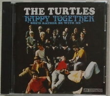 THE TURTLES - Happy Together - She'd Rather Be With Me - VERY GOOD - CD