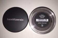 "bareMinerals BareEscentuals ""VELVET CHARCOAL""Eyecolor Gray .02 oz NEW Fresh Seal"