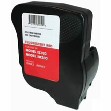 Neopost Isink2 Fluorescent Red Ink Cartridge 90 Day Warranty For Is280 Hasler