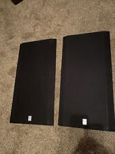 Cerwin Vega VS 150 Speakers (2) Grills, With Emblems, Good Condition