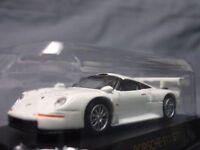 Kyosho Porsche 911 GT1 1/64 Scale Box Mini Toy Car Display CA3480