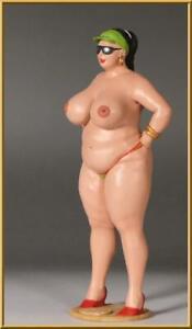 Rare item Venus statue BBW Paug Plumper Chubby Sexy Figure Statue Unique item
