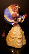 "Wdcc Rare Discontinued Beauty and the Beast ""Tale as Old As Time"" Figurine Mib"