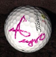 LPGA Champion Rookie of the Year Hee Kyung Seo Autograph Hand Signed Golf Ball