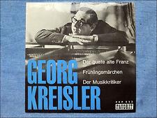 "7"" Single EP - Georg Kreisler - Der Guate Alte Franz Frühlingsmärchen"