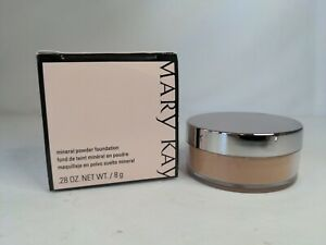NOS MARY KAY Mineral Powder Foundation Bronze 1 - 040990 See Pictures