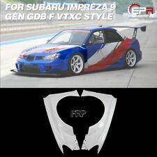 For Subaru Impreza 9 Gen GDB F VTXC-style FRP Widebody Kit Front Fender Mudguard