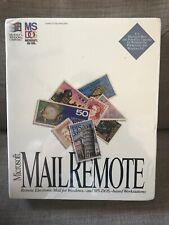 """Microsoft Mail Remote (1995) Version 3.2 """"Super Rare"""""""