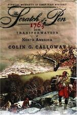 "BRAND NEW* ""The Scratch of a Pen~1763 & Transformation of No. America "" HC/DJ"