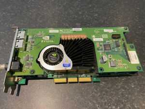 PNY Nvidia Quadro FX 3000G 256MB AGP 8x Graphics Card
