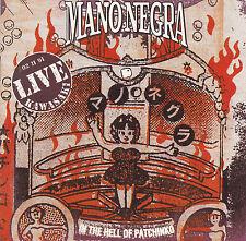 CD 23T MANO NEGRA IN THE HELL OF PATCHINKO LIVE 02/11/91 KAWASAKI DE 1991