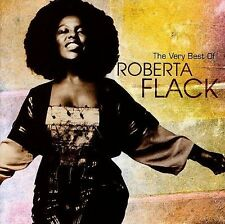 The Very Best of Roberta Flack Roberta Flack CD Sealed ! New! 2012 Greatest hits