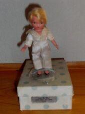 Nancy Ann Storybook Doll ~ #115 Little Boy Blue Come Blow Your Horn W/Box ~ Reti