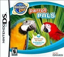 Discovery Kids: Parrot Pals (Nintendo DS, 2009)