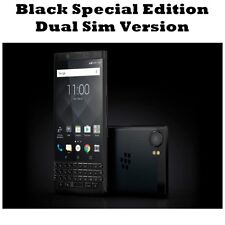 BlackBerry KEYone BBB100-7 Factory Unlocked 64GB 4GB RAM Phone - BLACK DUAL SIM