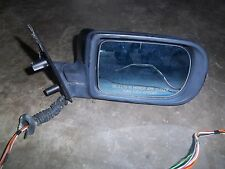 BMW e38 7 series passenger door mirror black fits 95-01 740 750
