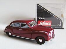 SCHUCO BMW 501 année 1952  1/43