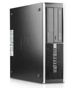 HP COMPAQ 6000 PRO SFF E6600 3.06GHz 4GB 1TB HDD INTEL HD4500 WIN10P