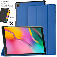 Smart Luxury Design Stand Flip Leather Case For 2019 Samsung Galaxy Tab A 10.1""