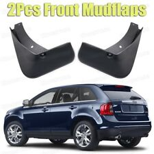 2Pcs Front Mud Flaps Splash Guard Fender Mudguard for Ford Edge 2011-2014 2.0T