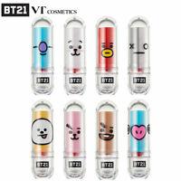 BTS BT21 Official VT Cosmetics Lippie Stick Special 3.5g 0.12oz 8Colors + Track#