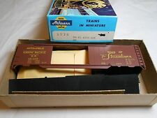 Ho Train Athearn 50' Dbl Dr Auto Boxcar Kit Union Pacific Up Mint!