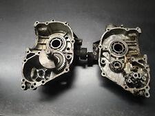 1998 98 500 POLARIS 4X4 FOUR WHEELER ATV MOTOR ENGINE CRANKCASE CRANK CASE CASES