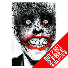 The Joker Suicide Squad Art Posters for sale   eBay