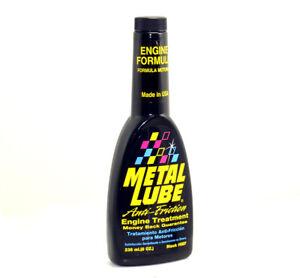 METAL LUBE Fórmula Motores Aditivo para coche 236ml. más suavidad en el motor