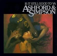 Is It Still Good to Ya by Ashford & Simpson (CD, Sep-1996, Warner Bros.)