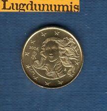 Italie 2006 - 10 centimes d'Euro - Pièce neuve de rouleau - Italia