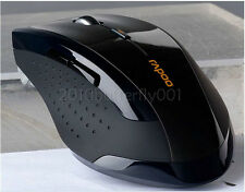 2.4GHz 6D1600DPI USB Wireless Optical Gaming Mouse Mice For Desktop Laptop PC