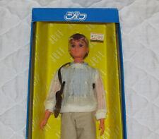 Vintage Takara Jenny Doll Boyfriend Boy Friend Jeff New Original Box 1980s 1990s