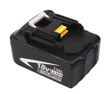 2xPack NEW 18V 3.0AH Lithium-Ion Battery For MAKITA BL1830 BL1815 LXT 400 BL1840