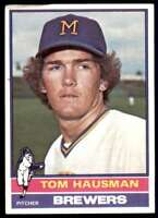 1976 Topps Tom Hausman Milwaukee Brewers #452