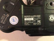 Sony CD Mavica Smart Zoom MVC-CD500 with Carl Zeiss Vario_Sonnar 3X Optical Lens