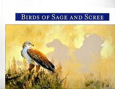 Birds of Sage and Scree original Paintings by Greg Mchuron