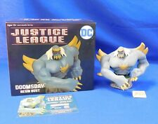 Doomsday Resin Bust Justice League Animated Series Diamond Select 0237/3,000