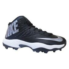 Nike Zoom Code Elite Turf Football Shoes Cleats SIZE 13 Gray Black  (604618-002)