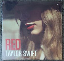 Taylor Swift - RED Vinyl 2x LP    New IN HAND Free Ship from USA