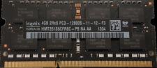 Mémoires RAM Hynix pour ordinateur pour SO DIMM 204 broches, 4 Go par module